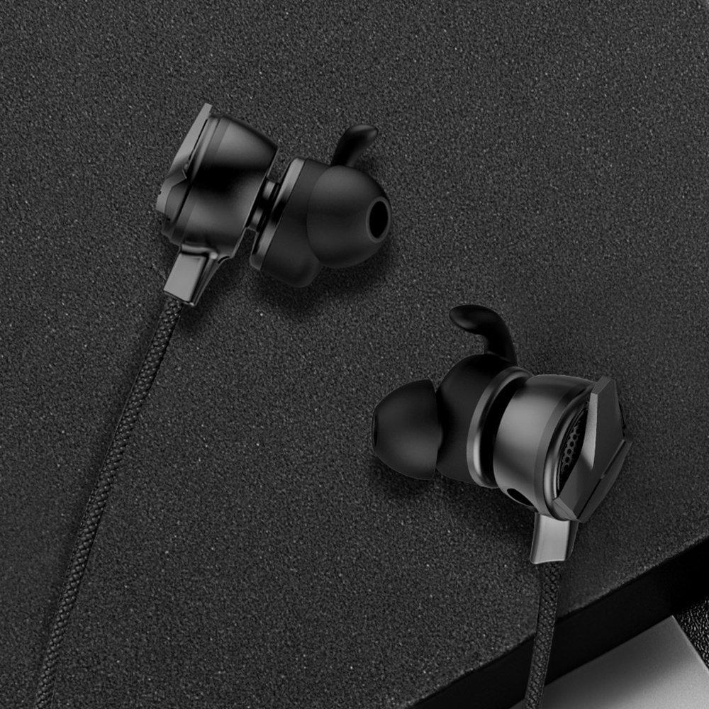 Baseus NGH15-01 GAMO Wired Earphone H15 4